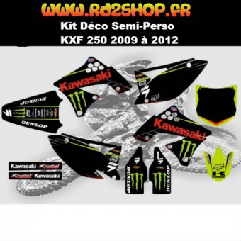 KIT DECO SEMI PERSO KXF 250
