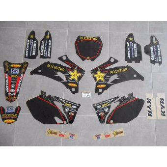 Kit Deco complet YZF 250 / 450 2006 2007 2008 2009