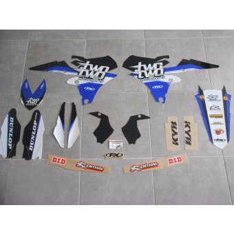 Kit Déco Yamaha YZF 250 / 450 TWO TWO ( 2014 / 2015 / 2016  )
