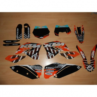 kit deco rd2shop ktm exc sxf