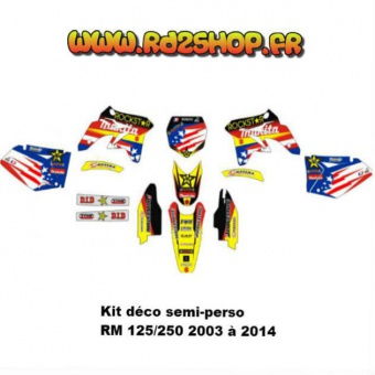 kit deco perso rm 125 250 rd2shop