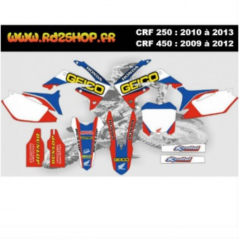 KIT DECO PERSO GEICO RD2SHOP